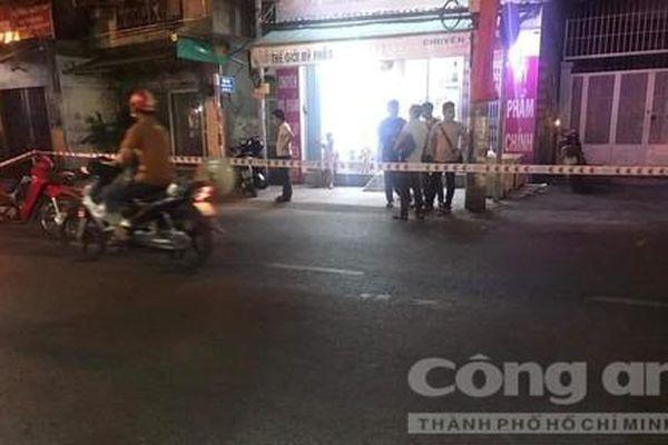 Khẩn trương truy xét nhóm đối tượng truy sát 1 thanh niên ở Sài Gòn