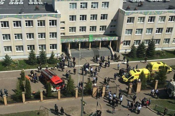 Nga siết chặt quy định sử dụng súng sau vụ tấn công làm 11 người thiệt mạng