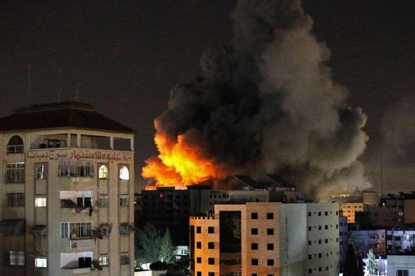 Israel tuyên bố giết chỉ huy quân sự của Hamas ở thành phố Gaza