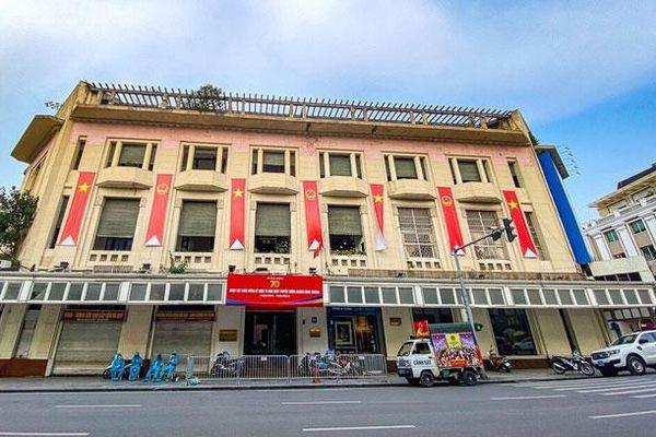 Cách ly y tế tạm thời tòa nhà 91 Đinh Tiên Hoàng, quận Hoàn Kiếm