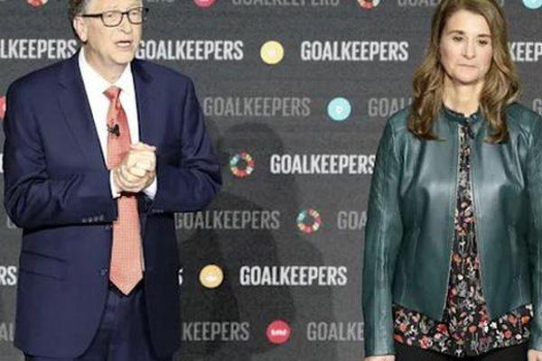 Bà Melinda cố thoát khỏi cái bóng của Bill Gates