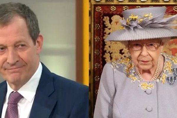 Người dẫn chương trình ở Anh bỗng nhiên tuyên bố 'Nữ hoàng qua đời', khán giả sốc nặng