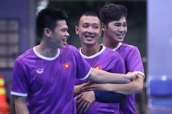 'Chơi đúng sức, Việt Nam dự futsal World Cup là đương nhiên'