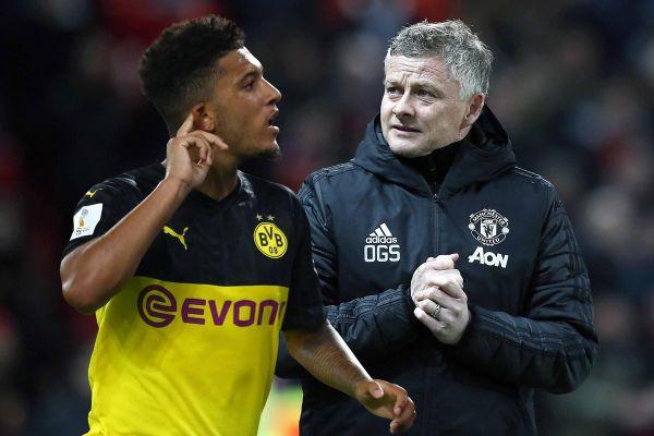 Vì sao Man United cần mua Sancho?