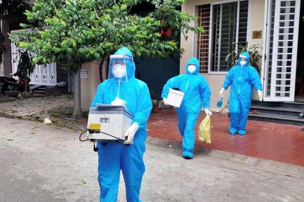 Thêm một trường hợp dương tính với SARS-CoV-2 tại Hòa Bình