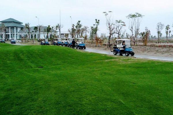 Hải Phòng dừng hoạt động sân golf, gội đầu, bể bơi, thể dục trong nhà