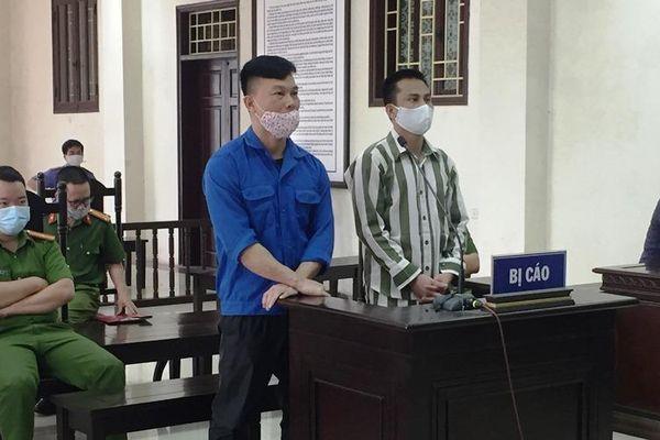 Hai 'đàn em' Đường Nhuệ lĩnh án tù