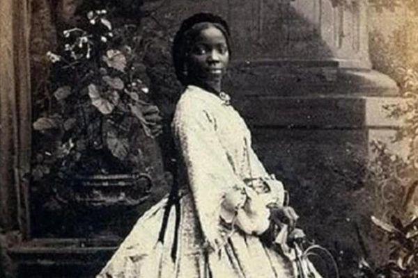 Hoàng gia Anh từng có một nàng 'Công chúa da đen' kỳ lạ