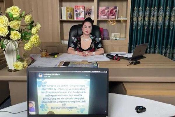 Bà Phương Hằng cấm nghệ sĩ đến Đại Nam: 'Phát ngôn thiếu chuẩn mực của doanh nhân'