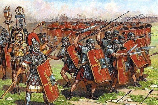 Giải mã cây lao đặc chủng khét tiếng chiến trường của La Mã