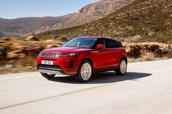 Range Rover Evoque P300 HST hạng sang khởi điểm 1,63 tỷ đồng
