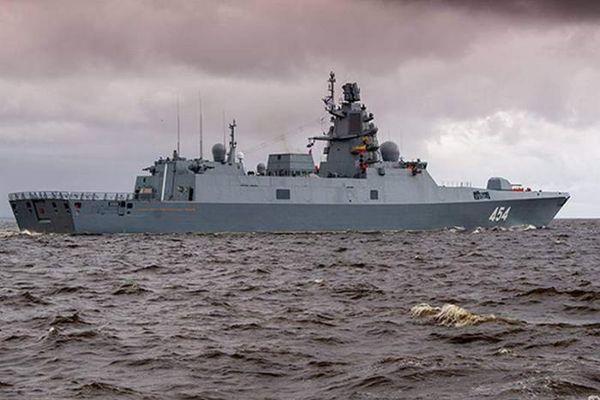 Khinh hạm Nga lên đường để thử nghiệm vũ khí tên lửa đột phá