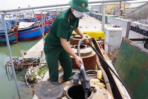 Tịch thu 4.229 lít dầu DO không rõ nguồn gốc