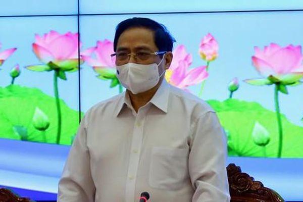 Thủ tướng Phạm Minh Chính: 'Nói ngắn gọn, không phân tích lòng vòng'