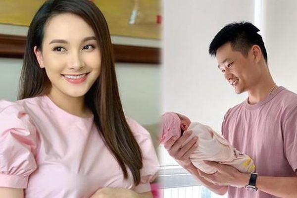 Bảo Thanh khoe con gái mới chào đời, dàn sao Việt đồng loạt gửi lời chúc mừng