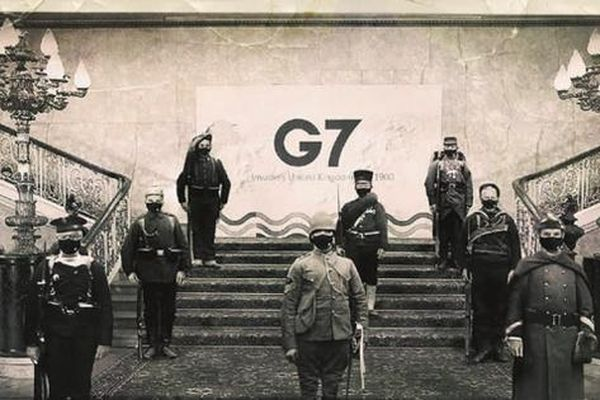 'Chiến binh sói' Trung Quốc nhắm vào G7