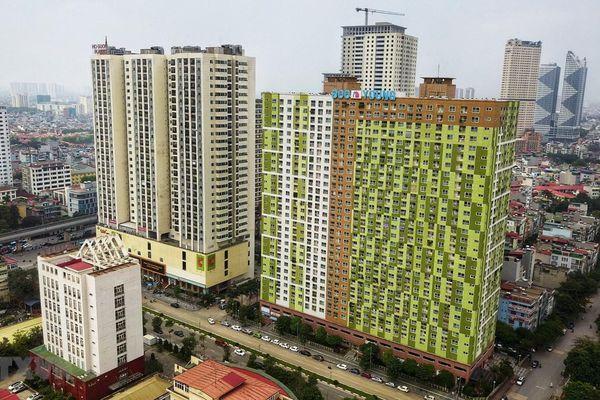 Phong tỏa 2 chung cư ở quận Hà Đông liên quan đến BN3634