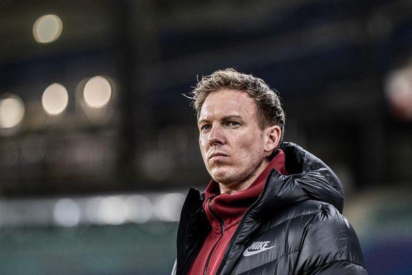 RB Leipzig-Dortmund: Sức ép đang đè nặng lên vai Nagelsmann