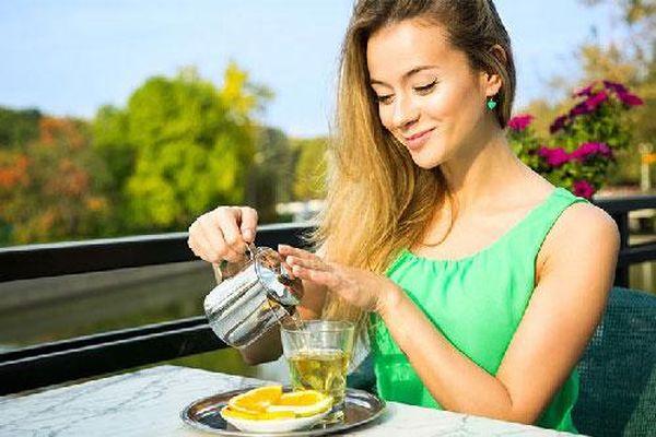 Uống trà tốt cho sức khỏe não bộ