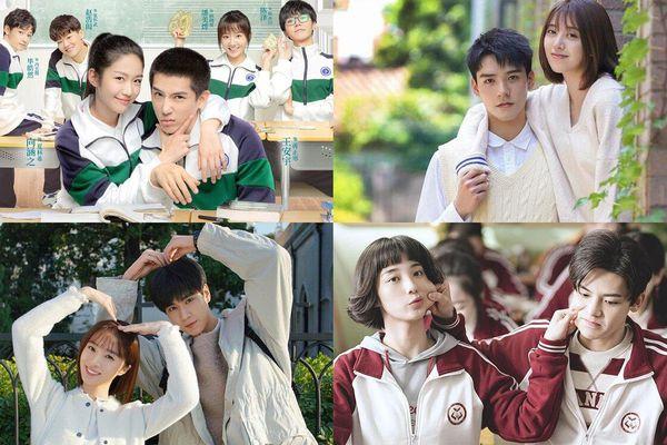 Ôn lại kỷ niệm về tuổi trẻ tươi đẹp qua loạt phim thanh xuân vườn trường đặc sắc trên WeTV