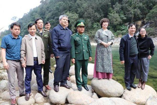 Tập đoàn TH đề xuất đầu tư dự án nông nghiệp công nghệ cao, du lịch xanh tại Hà Tĩnh