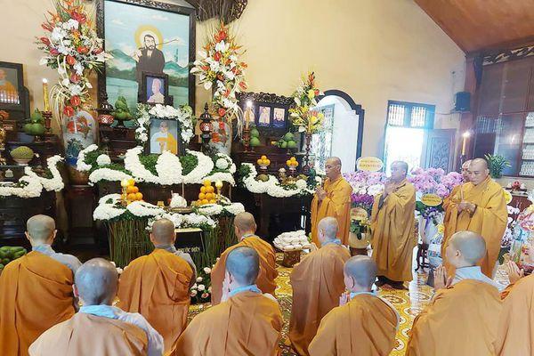 TP.HCM: Chùa Vĩnh Phước tổ chức lễ tưởng niệm Ni trưởng Thích nữ Như Hoa