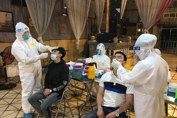 Khoanh gọn 'tâm dịch Mão Điền', Bắc Ninh đang kiểm soát dịch COVID-19