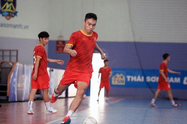 Đội tuyển futsal Việt Nam hủy giao hữu trong nước