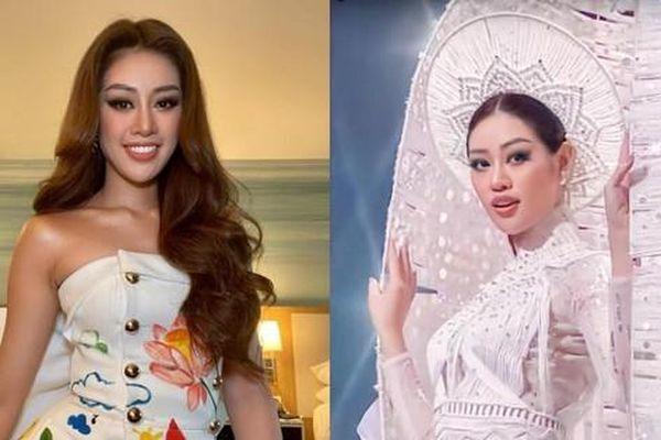 Hoa hậu Khánh Vân hé lộ việc đầu tiên cô làm khi tới Mỹ khiến BGK Miss Universe cười ngất