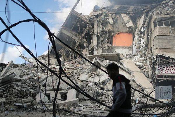 Đoàn Ai Cập rời Tel Aviv sau khi Israel bác kế hoạch ngừng bắn