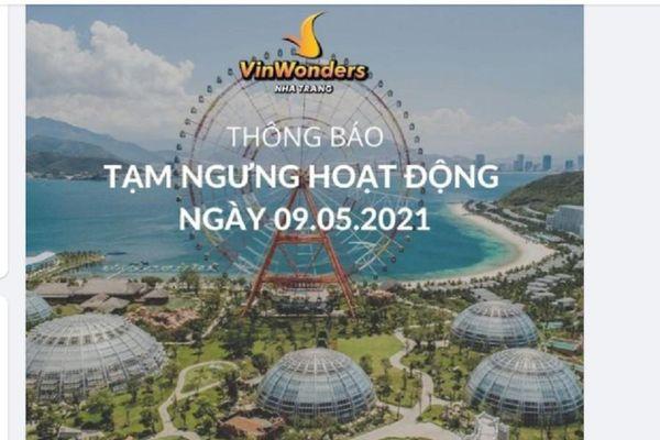 Nhiều dịch vụ du lịch ở Nha Trang, Phú Quốc tạm dừng hoạt động