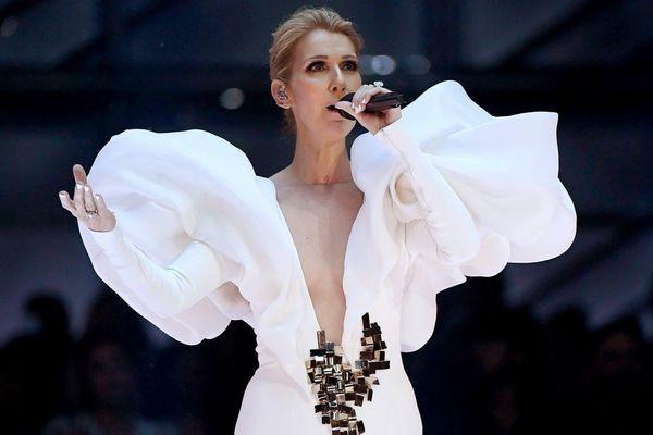 Sự trở lại của diva Celine Dion