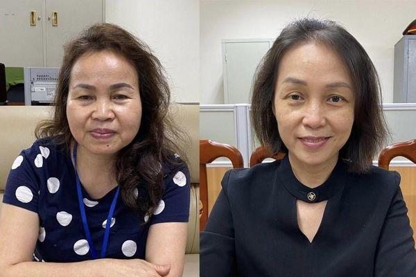 Đình chỉ sinh hoạt Đảng 2 bị can trong vụ án tại Bệnh viện Tim Hà Nội