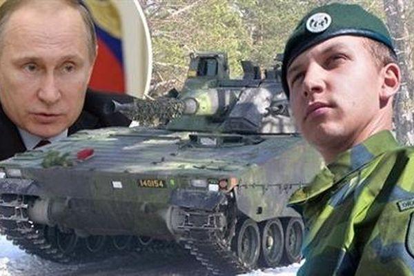 Thụy Điển có thể gây rắc rối nghiêm trọng cho Nga?