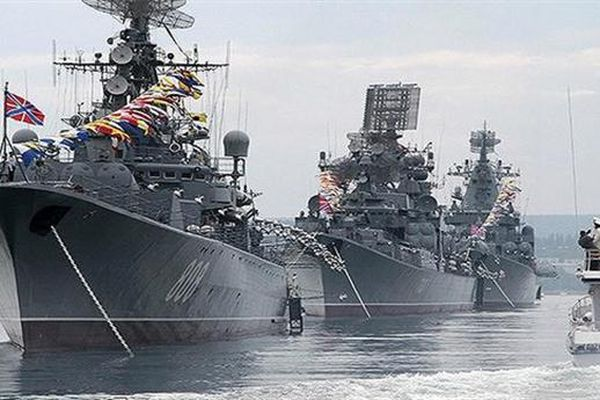 Báo Nga: Năm tàu chiến mạnh nhất của hạm đội Biển Đen