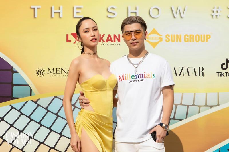 'Nhức mắt' với gu thời trang nóng bỏng của nữ diễn viên Vũ Ngọc Anh
