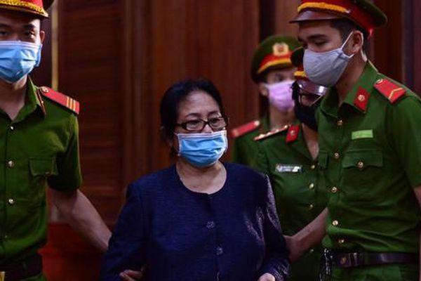 Quyết định mở lại phiên xử nữ đại gia Dương Thị Bạch Diệp và ông Nguyễn Thành Tài