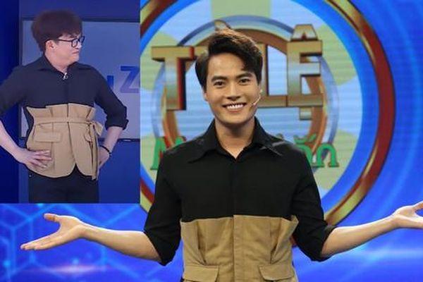 Võ Tấn Phát lại bị nghi ngờ hẹn hò MC Đại Nghĩa vì diện đồ đôi trên truyền hình