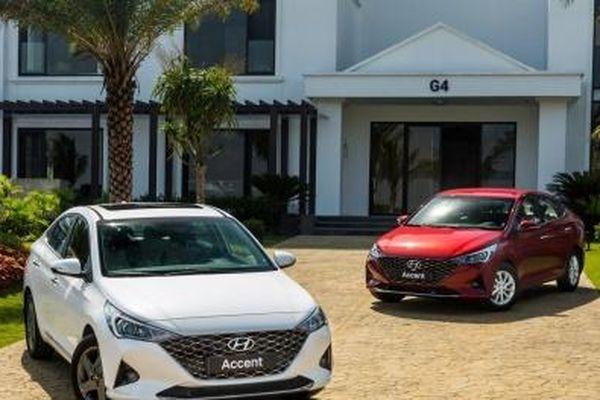 Giá xe Hyundai tháng 5/2021: Hyundai i10 giá chỉ từ 320 triệu đồng