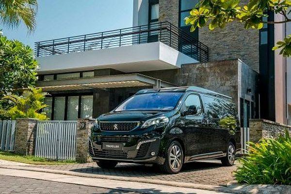 Peugeot Traveller: Bạn đồng hành của doanh nhân thành đạt