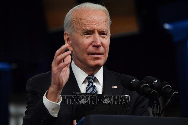 Mỹ: Tổng thống Biden thúc đẩy nhanh việc đưa ra đề xuất ngân sách đầy đủ