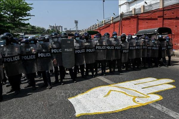 Chính quyền quân sự Myanmar áp đặt thiết quân luật ở thị trấn Mindat