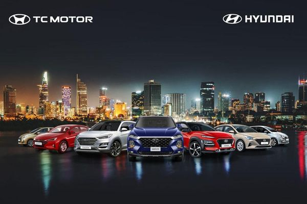 Bảng giá xe Hyundai tháng 5/2021