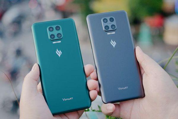 Top 5 smartphone Vsmart đáng sở hữu nhất vào giờ chót