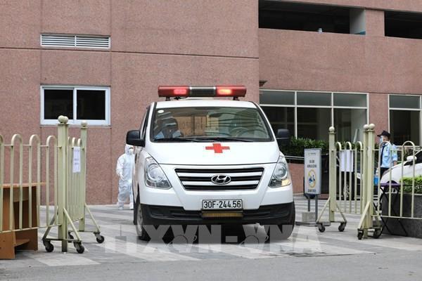 Hà Nội ghi nhận thêm 7 trường hợp dương tính với SARS-CoV-2