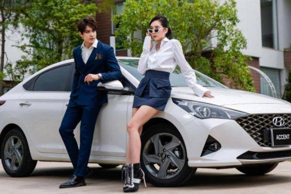 Giá lăn bánh Hyundai Accent, mẫu xe bán chạy nhất tháng 4