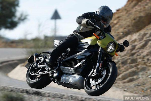Harley-Davidson giới thiệu thương hiệu xe điện mới