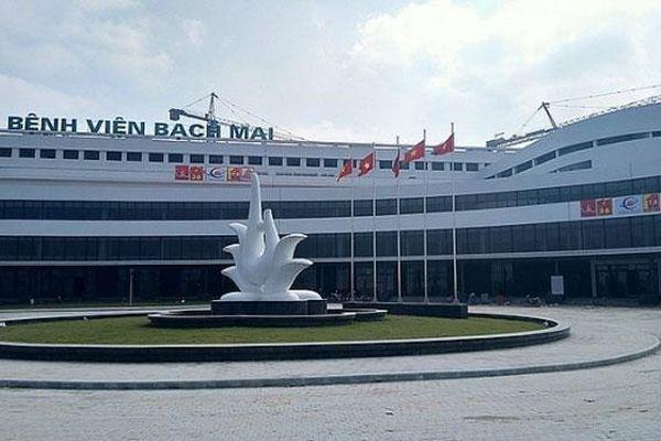 Thiết lập Bệnh viện dã chiến tại Bệnh viện Bạch Mai cơ sở 2