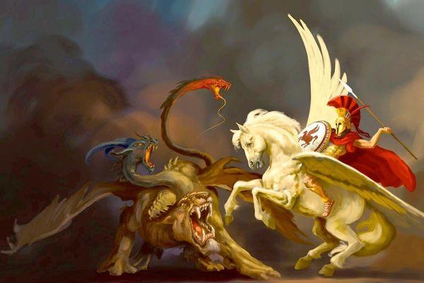 Chimera – Quái vật nổi tiếng trong thần thoại Hy Lạp thật ra là con gì?