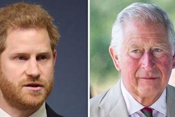 Cha con chia rẽ: Phản ứng đầu tiên của Thái tử Charles sau khi bị Harry chỉ trích lần nữa
